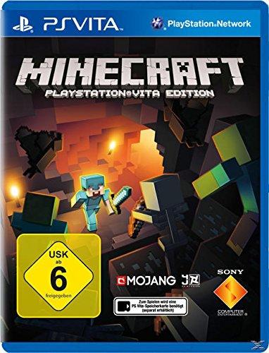 Minecraft PSVita [Importación alemana]