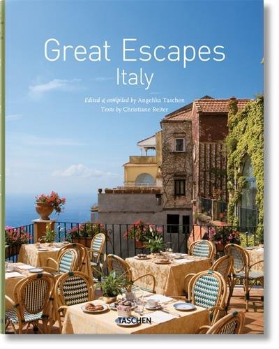 Great Escapes Italy (Jumbo) por Angelika Taschen; Christiane Reiter