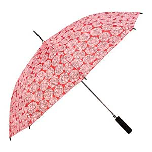 IKEA kNALLA umbrella folding, rouge