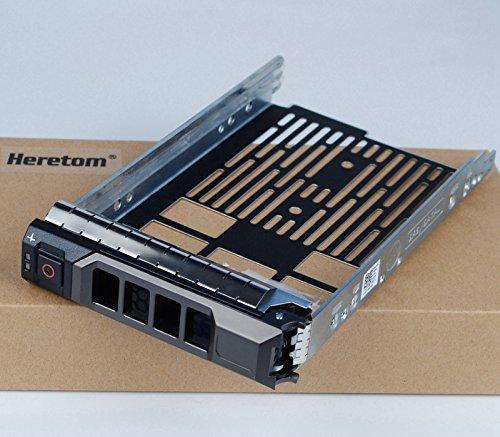 Heretom F238F 0F238F Vassoio 8,9cm SAS SATA Tray Caddy Dell PowerEdge T710 R630 T620 T420 R610 R730 R720 R710 T610 R520 R420 R320 R720xd MD1400