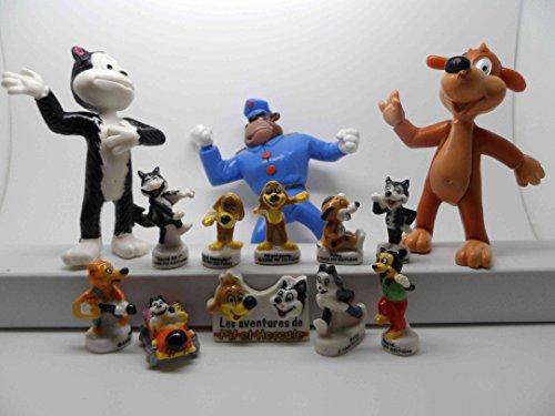 feve-des-rois-collection-pif-et-hercule-3-maxis-figurines-collectors-introuvables-1-couronne-fantais