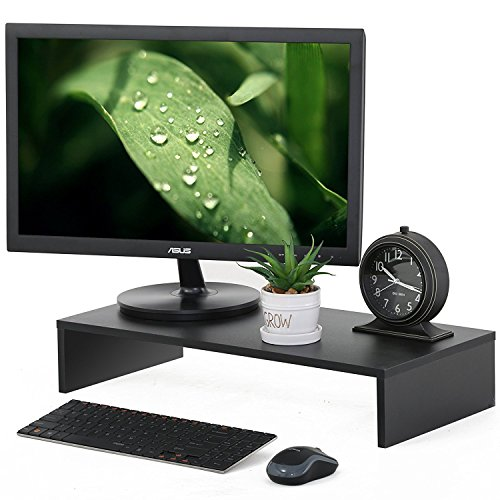 Fitueyes Wood Desktop Monitor Stand Screen Riser for for sale  Delivered anywhere in Ireland