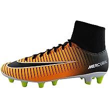 Nike Jr Mercurial Victry 6 Df Agpro Zapatillas, Niños, Amarillo Negro, 38