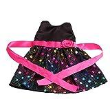 MagiDeal Süße Puppenkleidung Einteiliges Kleid Für 18 Zoll American Girl Puppen - 1