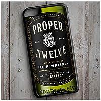 Proper Number Twelve Whiskey Conor McGregor UFC iPhone Case Proper 12