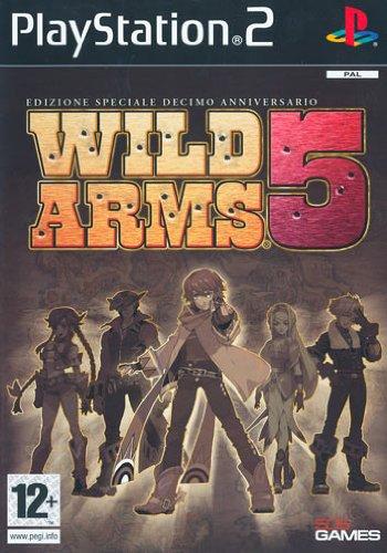 Wild Arms 5 (Fünf Arm)