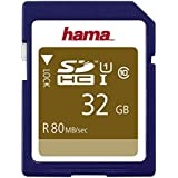 Hama SDHC 32GB Class 10 UHS-I 80MB/s Speicherkarte