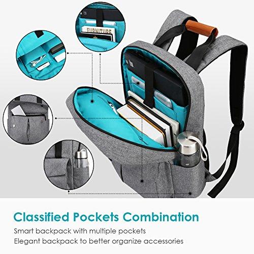 eae73f54baaf5 Business-Rucksack-REYLEO-Reise-Laptop-Backpack-mit-T...
