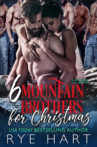 6 Mountain Brothers for Christmas: A Romance Collection (English Edition)