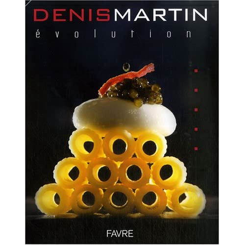 DENIS MARTIN EVOLUTION