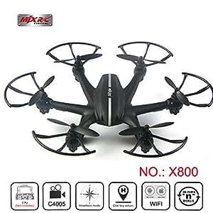 (contrôlé par smartphone) MJX X800 WIFI FPV RC Hexacopter Drone Sans Caméra Contrôle de Gravité mode (IOS et Android)