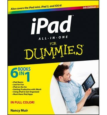 iPad All-in-One For Dummies (For Dummies) (Paperback) - Common