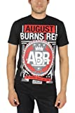 August Burns Red - Camiseta - Hombre de color Negro de talla Large - August Burns Red - Uomo Crown (Camiseta), Large, As Shown