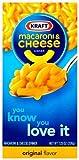 Product Image of KRAFT mac and cheese MACARONI&CHEESE 206g (6 PACKS) US...