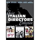 Great Italian Directors Collection [Edizione: Stati Uniti] [Reino Unido] [DVD]