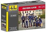 Heller - 81223 - Chasseurs Alpins - 76 Pièces - ...