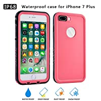 ‏‪IP68 2M Waterproof Shockproof Dirt Proof Cover Case for iPhone 7 Plus 5.5inch‬‏