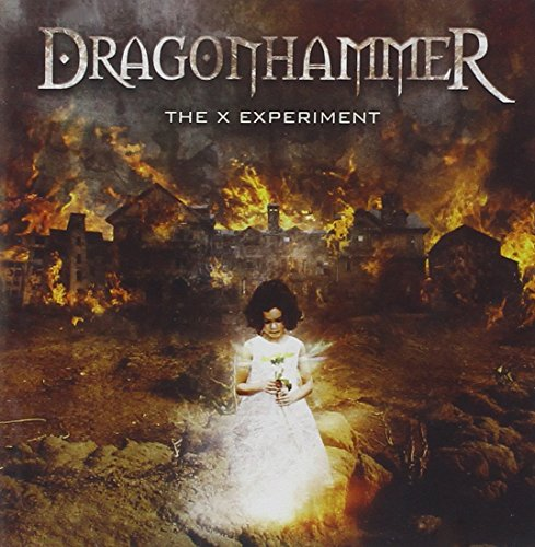 Dragonhammer: X Experiment (Audio CD)