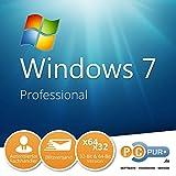 Microsoft Windows 7 Professional, OEM Aktivierungsschl�ssel Bild