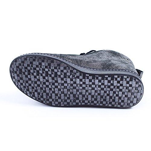 Boots Babybotte KINOU gris argent Gris
