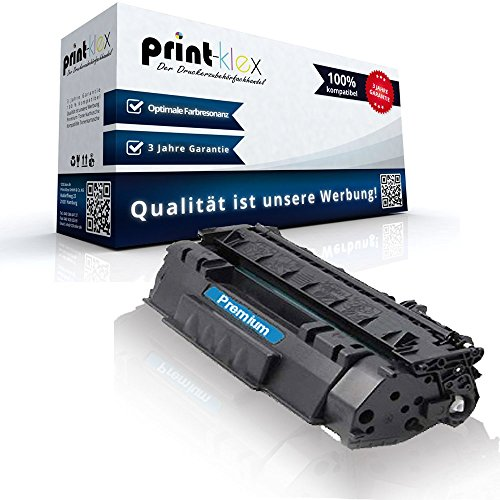 Kompatible XXL Toner für HP LaserJet-1160 LaserJet-1320 LaserJet-1320N LaserJet-1320NW LaserJet-1320TN LaserJet-3390 LaserJet-3392...