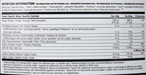 Optimum 100% Whey Gold Standard Helado de Vainilla - 2270 g