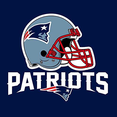 Unbekannt 16Stück Papier Lunch-Servietten, New England Patriots (Party Superbowl Supplies)