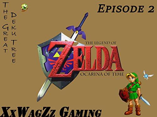 Clip: The Legend of Zelda Ocarina of Time Episode 2
