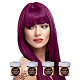 La Riche Directions Colour Haartönung 4er Pack (Dark Tulip)