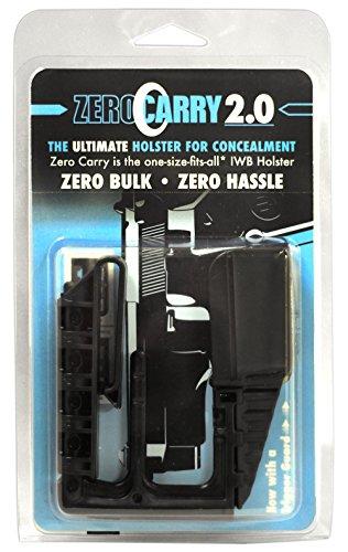 Der ultimative Gun Holster–Zero Carry–leicht, zero-bulk, verdeckte Carry Holster...