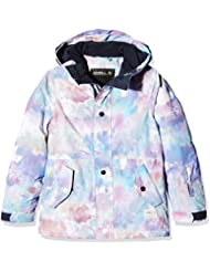 O 'Neill PG Cloaked Ski Jacket, Girls, PG CLOAKED JACKET