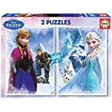 Educa 16280 - Frozen - 2 x 500 pieces - Disney Family Puzzle