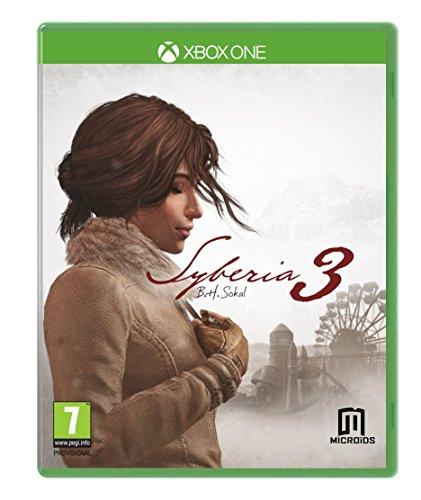 Syberia 3 (Xbox One) - [Edizione: Regno Unito]