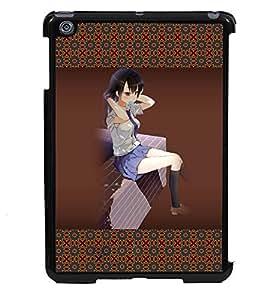 Printvisa 2D Printed Girly Designer back case cover for Apple iPad Mini -D4143