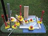 10 er Pak - 11 cm Länge - PROFI - WURMI - SCHRAUBHERINGE-ZELTHERINGE - BODENANKER -Wurmi-produkte ® für CAMPING-CARAVAN-OUTDOOR-FREIZEiT - MADE in GERMANY - LANGZEIT - TEST bestanden - HOLLY PRODUKTE STABIELO ® - INNOVATIONEN MADE in GERMANY - Holly ® Produkte STABIELO ® - holly-sunshade ®