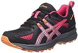 ASICS Damen Trail-Tambora 5 Sneaker, Carbon/Silber/pink, 37 EU