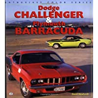 Dodge Challenger & Plymouth Barracuda (Enthusiast Color Series) by David Newhardt (2000-09-18)