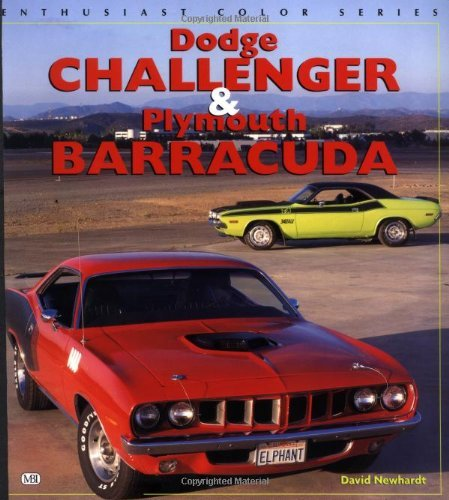 dodge-challenger-plymouth-barracuda-enthusiast-color-series-by-david-newhardt-2000-09-18
