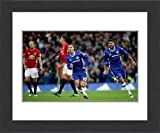 Framed Print of Chelsea v Manchester United - Premier League - Stamford Bridge