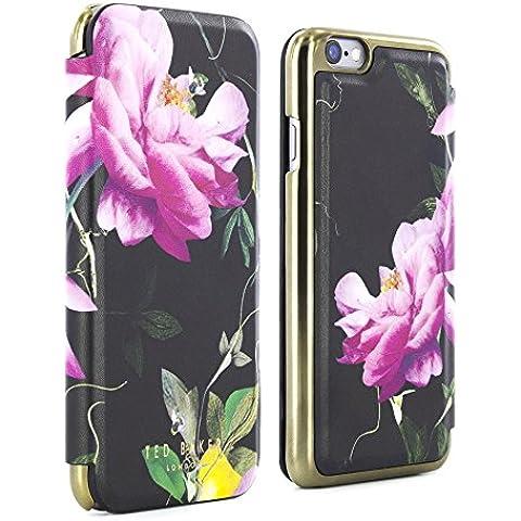 Ted Baker AW16venece Specchio Custodia per iPhone 7–Agrumi Bloom (Bloom Specchio)
