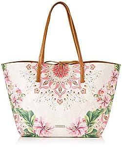 Desigual PU Shopping Bag, Bolsa