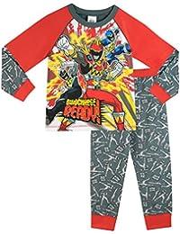 Power Rangers - Ensemble De Pyjamas - Power Rangers Dino Charge - Garçon