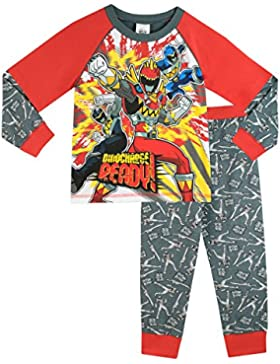 Power Rangers Pijama para Niños Dino Charge