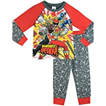 Power Rangers - Pijama para Niños - Power Rangers Dino Charge