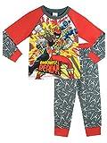 Power Rangers Jungen Schlafanzug Dino Charge 104