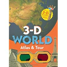 3-D Atlas & World Tour (3d) by Marie Javins (2008-08-02)