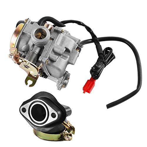 Vergaser Ersatz Vergaser für Roller Carburetor für Peugeot Speedfight 1 & 2 50cc