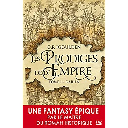 Darien: Les Prodiges de l'Empire, T1