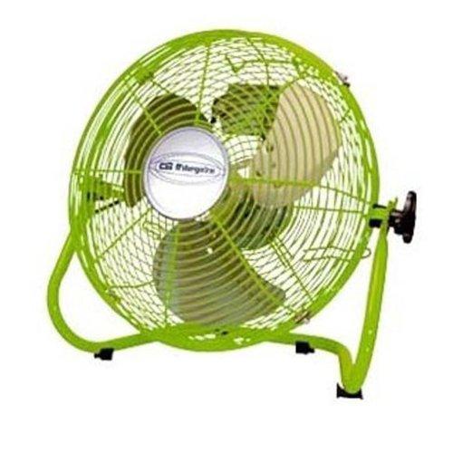 Orbegozo PW 1530 - Professional Fan Power Fan, 50 W power, 3 speeds, 30 cm helix diameter, green color