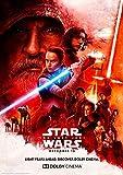 Poster Star Wars 8 The Last Jedi Affiche cinéma Wall Art